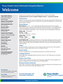 Texas Health Alliance Quick Guide